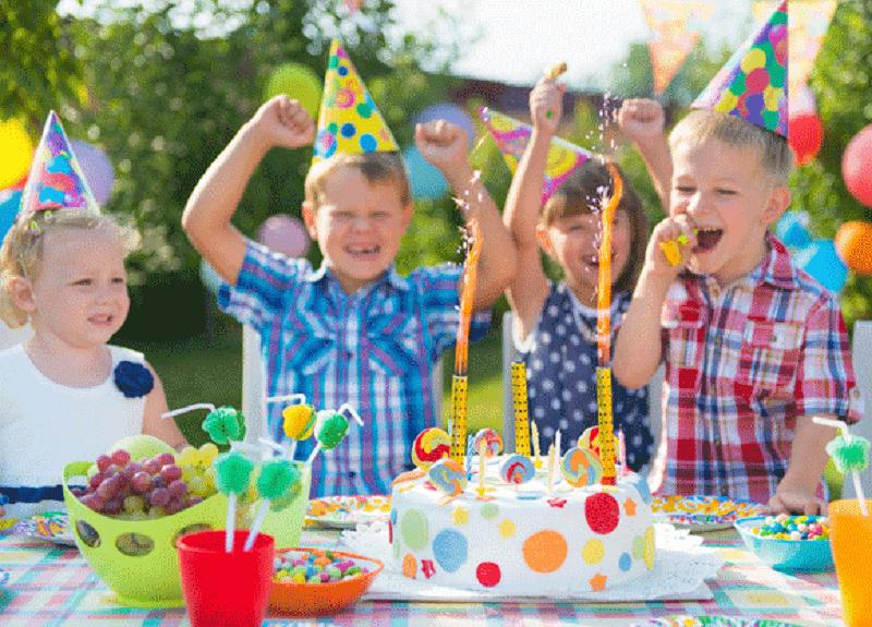 Lustige Spielideen für den Kindergeburtstag