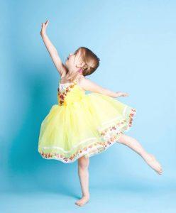 Kreativer Kindertanz & tänzerische Früherziehung