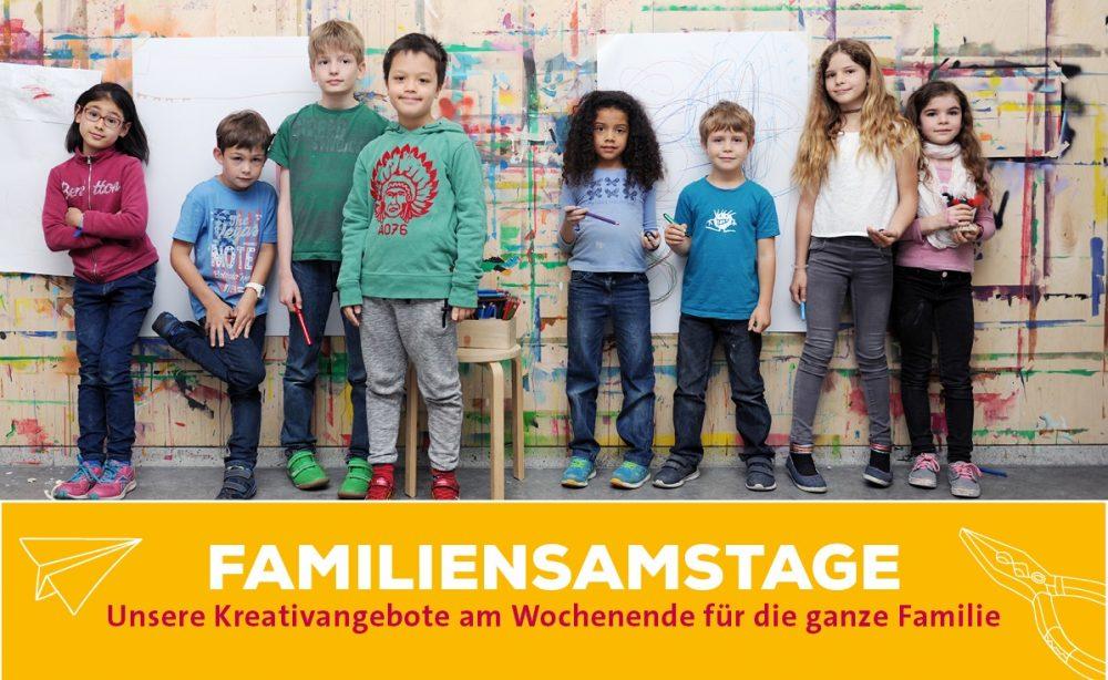 Familiensamstag: Fantasievolles Recyceln mit Licht und Strom