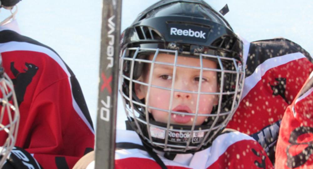 Eishockey für Kinder ab 3 Jahren