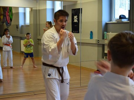 Sinnvolles und effektives Karate Training in Berlin