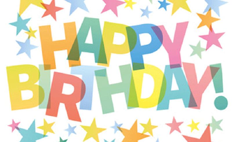 Geburtstagseinladungen gestalten