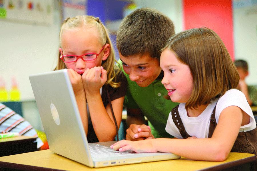 Kinder in der digitalen Welt:  Medienkompetenz vermitteln