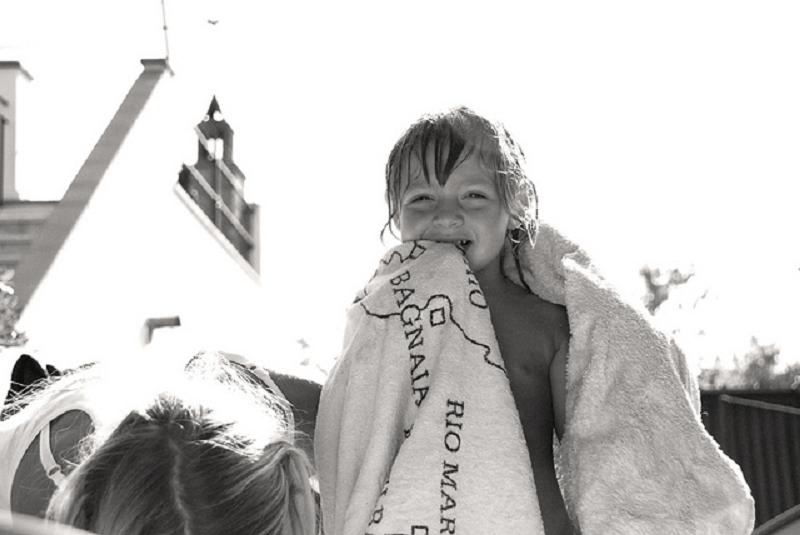 Vom Spielplatz ins Spa: Der neue Trend der Kinder-Wellness