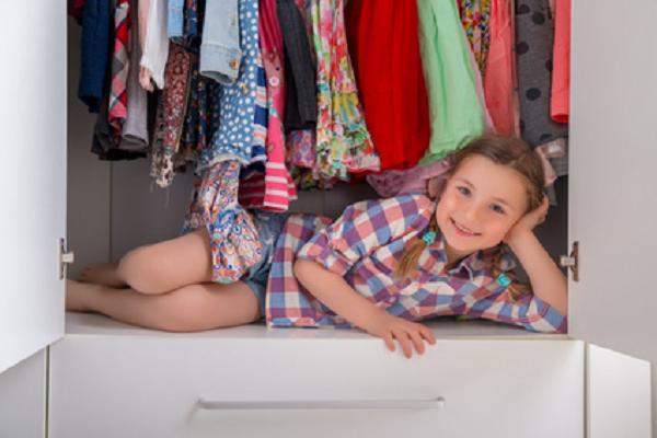 Der perfekte Kleiderschrankinhalt für's Kind!