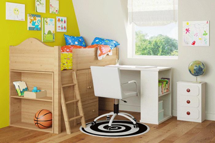 Einrichtungstipps für ein schönes Kinderzimmer