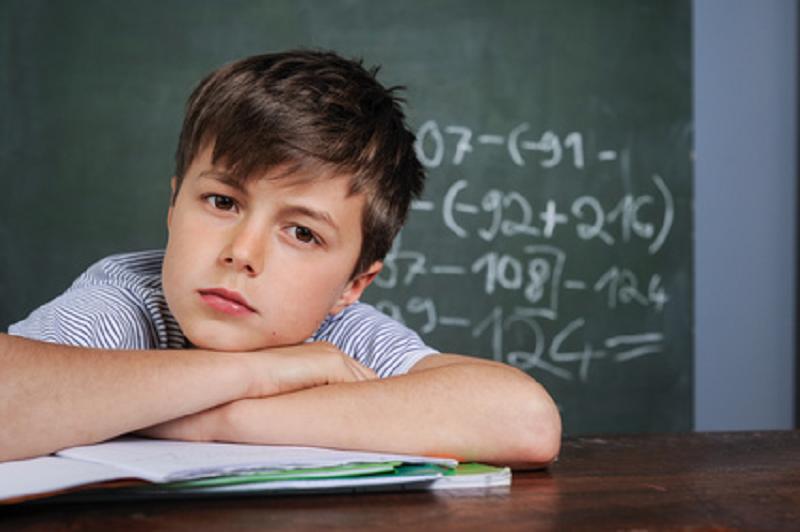 Wenn der Mathematik Unterricht Kindern Angst macht