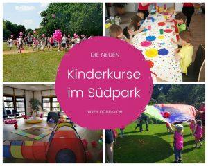 Die neuen Kinderkurse im Südpark