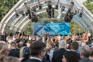 Bürgerfest des Bundespräsidenten: Tag des offenen Schlosses am 31. August