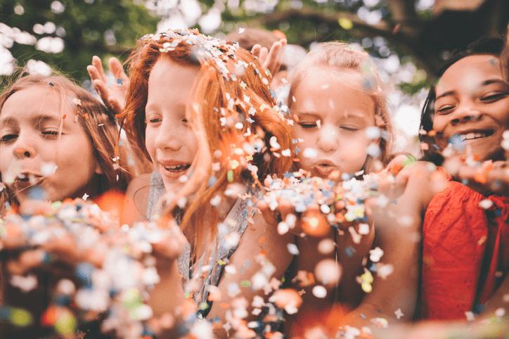 Low-Budget-Ideen für den perfekten Kindergeburtstag