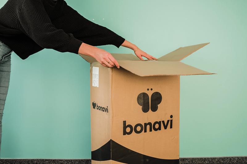 Wir packen aus: Den Kinderwagen von bonavi!