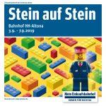 """""""Stein auf Stein"""" 2019: Der kreative Bahnhof für Groß und Klein kommt!"""