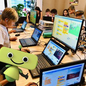 Programmieren lernen mit Scratch für Kinder- Berlin