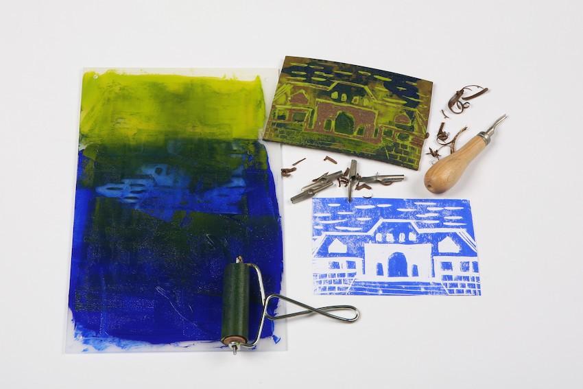 Workshop im Ruhr Museum: Frisch gedruckt