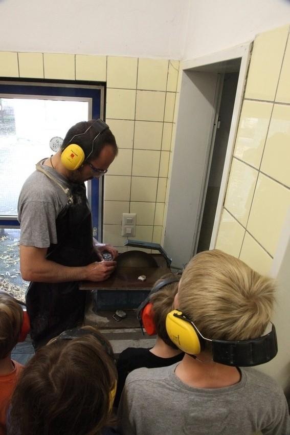 Workshop im Mineralien-Museum: Steinreich