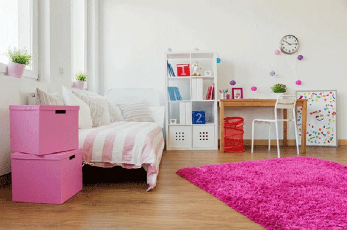 Ein kleines Kinderzimmer schön einrichten - Aber wie?