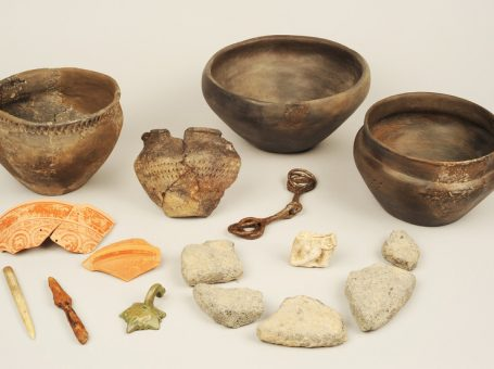 Kinder- und Familienführung im Ruhr Museum: Ton, Steine, Scherben: Ärchäologie im Ruhrgebiet