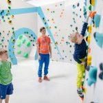 Workshop für Familien – gemeinsam Bouldern