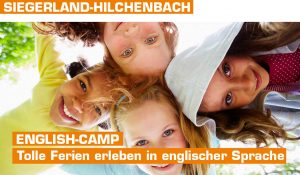 Englisch Camp – nice to meet you!