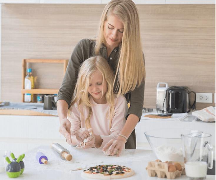 In der Küche mit den Kleinsten: Kinder beim Kochen einbeziehen