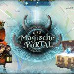 """Outdoor iPad Rallye """"Das Magische Portal"""""""