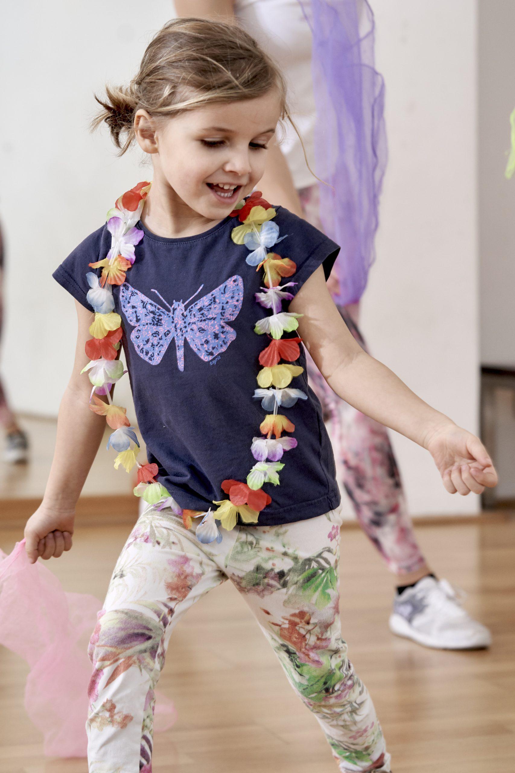 Die Tanzschule für Kinder in München