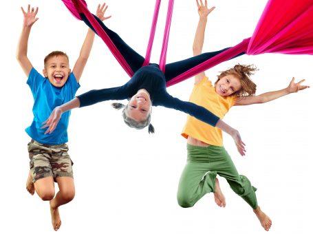 Kinder Bewegungs Zirkus