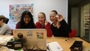 Mädchen aufgepasst! Programmieren zum Schnuppern