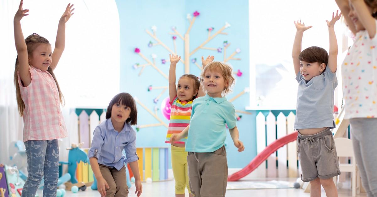 Kindertanz – Onlinekurs