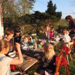 Abenteuer-Kindergeburstag in der Natur
