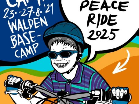 """""""FIT FOR EUROPEAN PEACE RIDE 2025"""" – CAMP"""