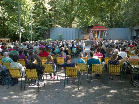 WALDBÜHNE OTTERNHAGEN | Theater im Freien
