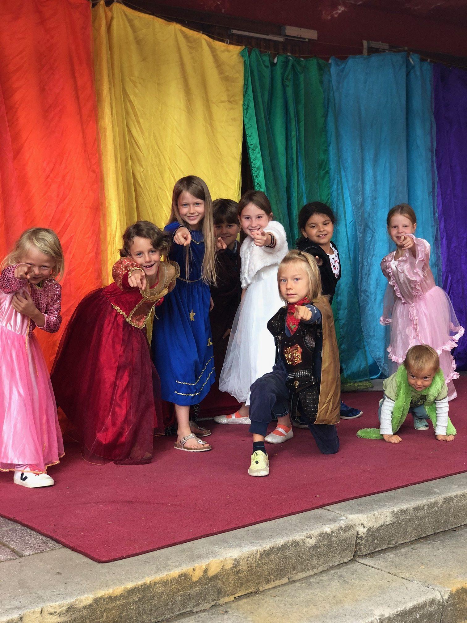 Kindertheaterkurse
