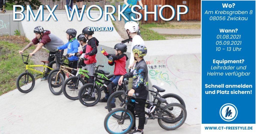 BMX Workshop Zwickau