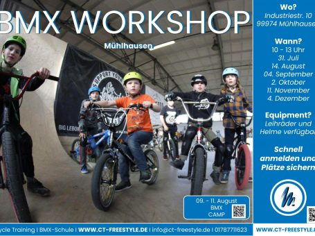BMX Workshop Mühlhausen