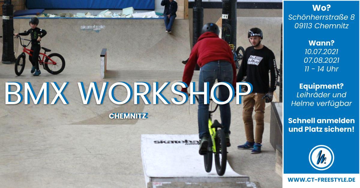 BMX Workshop Chemnitz