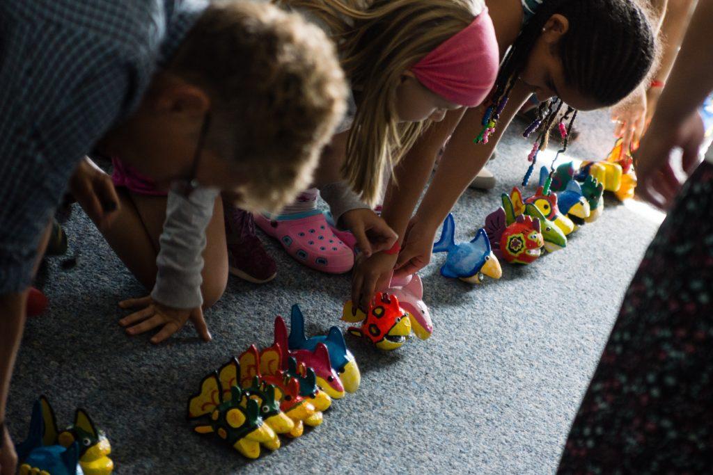 """samba for kids"" beim Samba Syndrom – The Last Call – 20.–22. August 2021 im FEZ-Berlin"