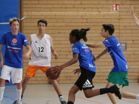 Basketball Löwen Camp 2021