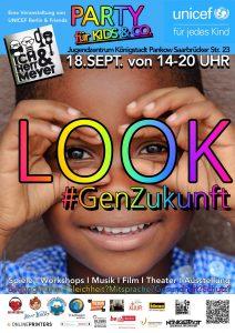 #GenZukunft: Wir feiern 75 Jahre UNICEF und schauen in die Zukunft