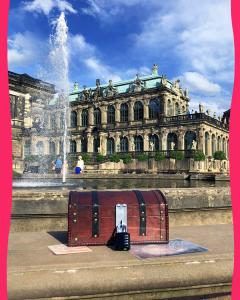 Outdoor Escape Room Dresden