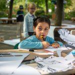 KinderKulturMonat | Aufzeichnen | studio im HOCHHAUS