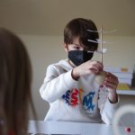 KinderKulturMonat | Brettchenweben | Bezirksmuseum Marzahn-Hellersdorf
